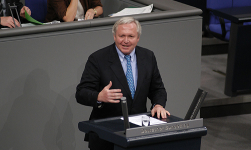 Bernhard Schulte-Drüggelte wird nicht erneut für den Deutschen Bundestag kandidieren Kreispartei nominiert im Oktober Nachfolger