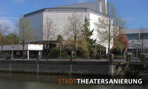 Stellungnahme von Ansgar Mertens zur Stadttheatersanierung