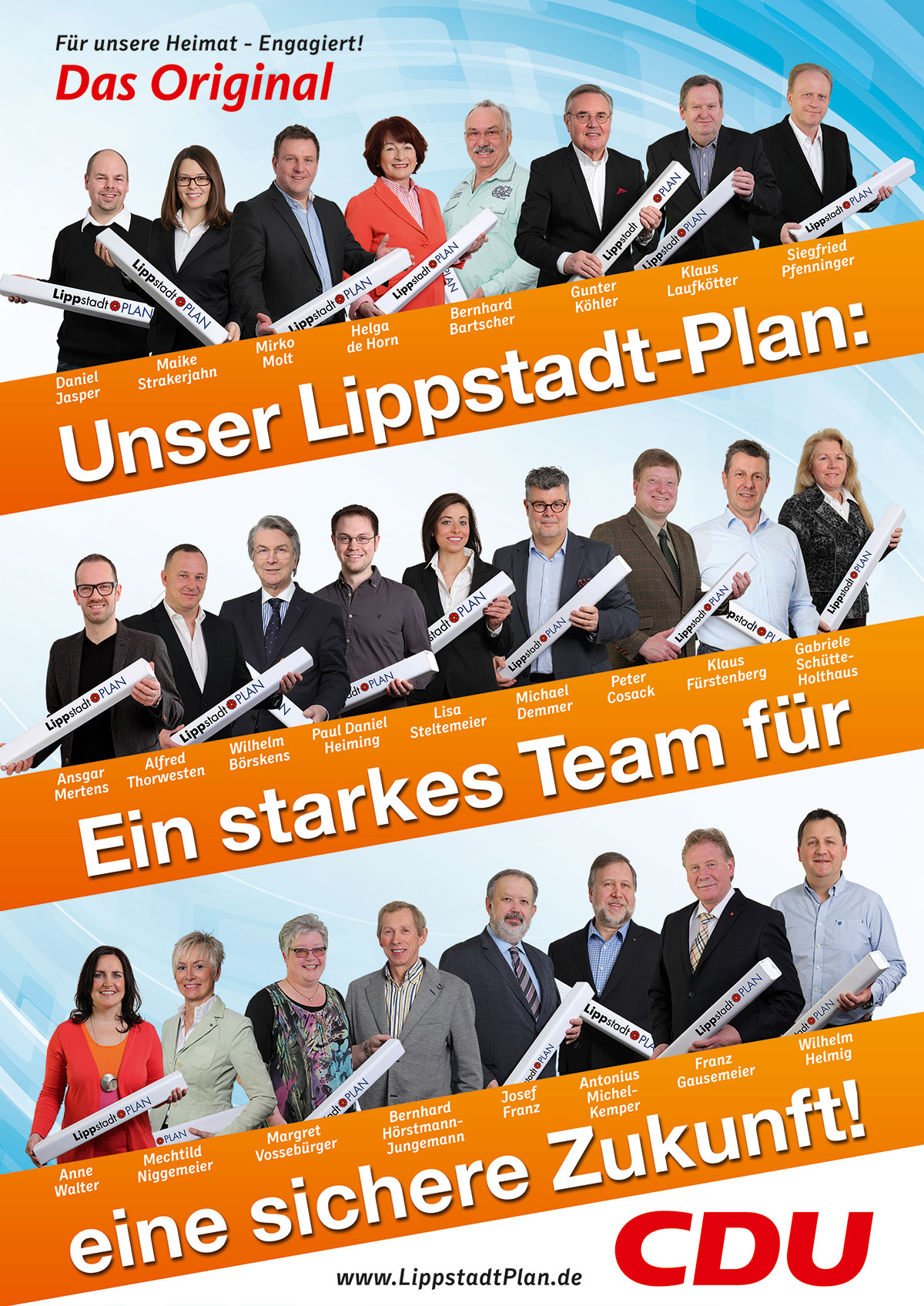Unser Lippstadt-Plan